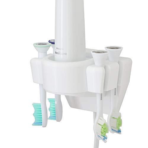 V3-ENGINEERING Wandhalter Wandhalterung Zahnbürstenhalter kompatibel mit Sonicare / 3D-Druck aus Deutschland (Sonicare Kopf-halter)