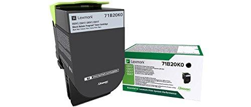 Preisvergleich Produktbild Lexmark 71B20K0 Original Toner 1er Pack
