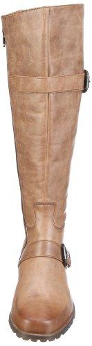 Hassia Abano, Weite J 2-306381 Damen Stiefel Braun/Brandy