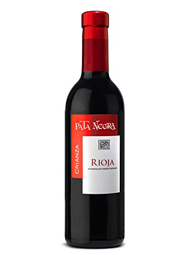 Pata Negra Crianza Rioja. Vino Tinto 12 Botellas X 375 Ml