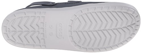 Crocs Citilane Clog, Sabots - Mixte adulte Noir (Charcoal/Pearl White)