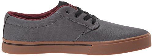 Etnies Etnies Mns Jameson 2 Eco, Herren Hohe Sneakers grey/gum/red