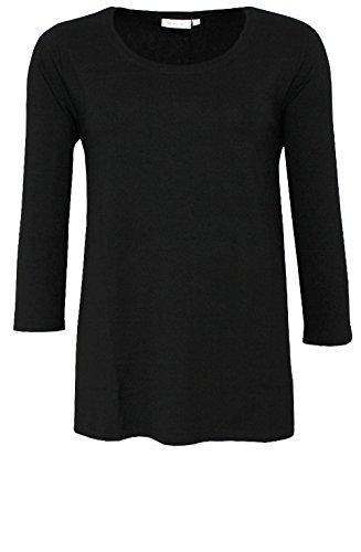 Masai Clothing T-shirt - Donna Black