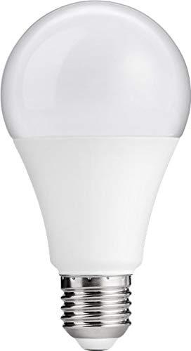 75w Sockel (Goobay LED-Birne, 11 W; - Sockel E27, ersetzt 75 W, warm-weiß, Nicht dimmbar)