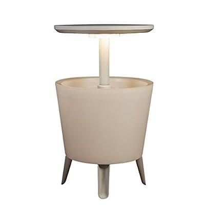 Keter COOL BAR Kunststoff Outdoor Ice Kühler Tisch Garten Möbel von Keter - Gartenmöbel von Du und Dein Garten