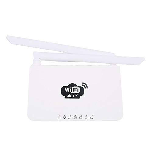 Preisvergleich Produktbild JesseBro76 CPE Home-Family 4G Wireless WiFi Fast Speed Mobile Router Connected Device White