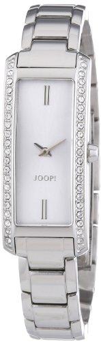Joop! Damen-Armbanduhr Analog Quarz Leder JP101272F03