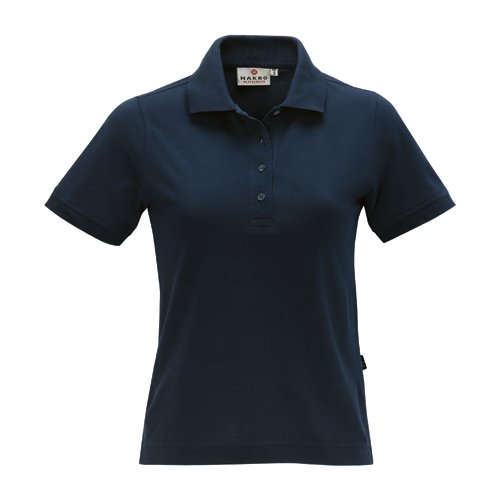 HAKRO Damen Polo-Shirt Performance - 216 - tinte - Größe: S