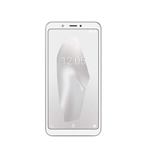 AQUARIS C 16 2GB White/Silver WHI