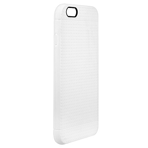 iPhone 6 Plus black_p STK Coque en TPU blanc