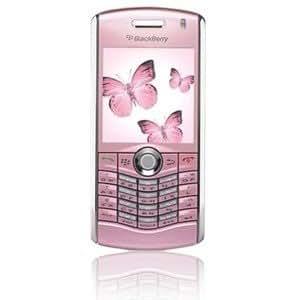 T-Mobile Blackberry 8110 -pink-