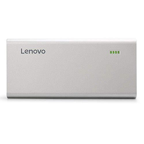 Lenovo 10400mAH Lithium-ion Power Bank PA10400 (Silver)