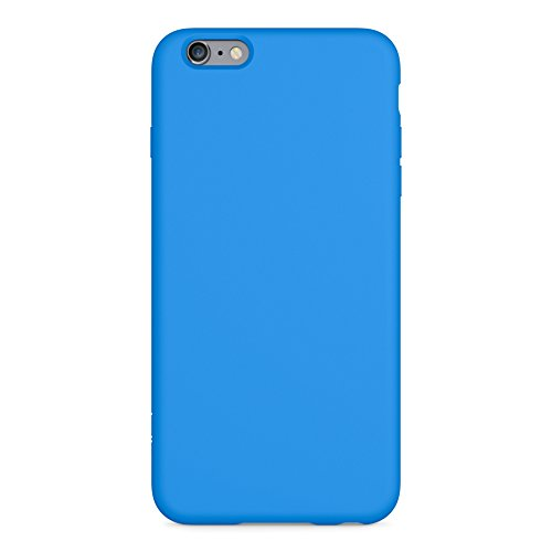 Belkin Slim Fit Grip Cover Case for 6 Plus and 6s Plus - Blue