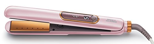 Nicky Clarke SuperShine Rose Salon Professional Straightener Best Price and Cheapest