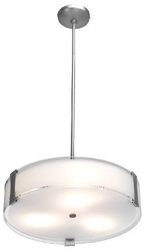 Access Lighting 50123-BS/OPL TaraSemi-Flush or Pendant by Access Lighting (Semi Flush Bs)