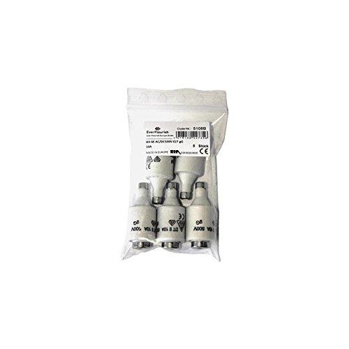 GAO 621751 Diazed-Sicherung Sicherungsgröße = DII 10A 500V -