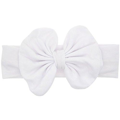 Doppelgrößen Baby Kind Stirnband Haarband Kopfschmuck KU 36-50 cm