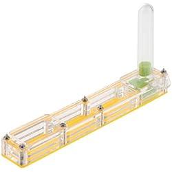 perfk Fourmilière Acrylique Boîte Acrylique de Formicarium de Ferme d'alimentation Nid de Fourmi Nid D'acrylique - Jaune