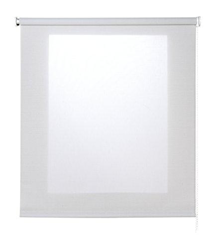 Estores Basic- Enrollable Screen,  Gris, 120x180 cm