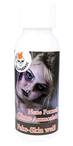 Kostüm Inspirierte Twilight - King of Halloween Latexmilch AMONIAKFREI transparent 28,3 ml Kunsthaut,Halloween Make up,Zombie,Wunden+Narben