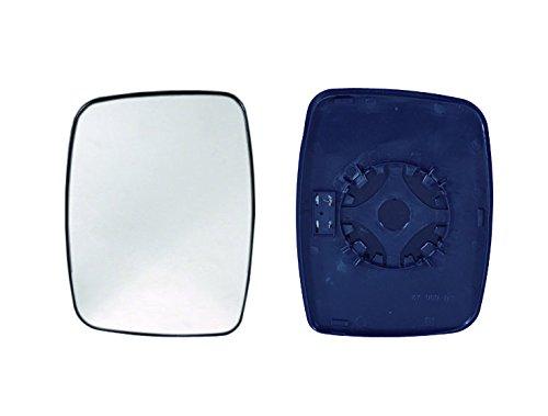 Alkar 6443969 Réversible, glace+support, éléctrique, convex, chauffant, 152X200MM