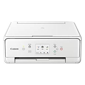 Impresora Multifuncional Canon PIXMA TS6251 Blanca Wifi de inyección de tinta