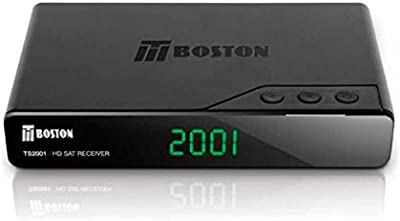 SINTONIZADOR BOSTON TS2001 FULL HD SATELITE WIFI