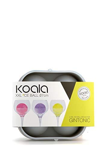 Koala 6620NN01 - Hielera para Gin Tonic, Color Negro