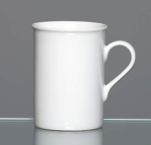 Ritzenhoff & Breker Snap Bianco Mug en porcelaine Blanc 300 ml