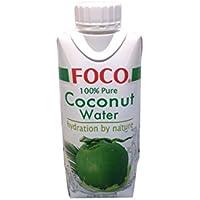Foco 100% Pures Kokoswasser 330ml