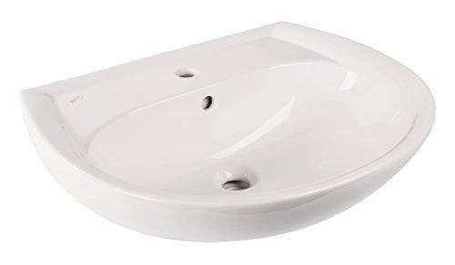 Waschtisch Renova Nr.1 | Waschbecken | 60 cm | weiß | 223060