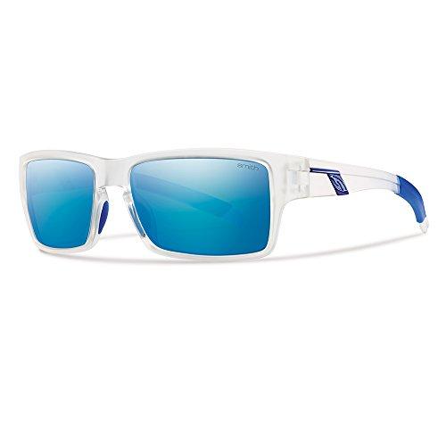 SMITH Erwachsene Sonnenbrille Sportbrille Outlier, Matte Crystal, L, 257283FO95675 (Dna-sonnenbrille)