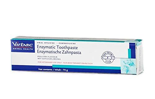 Veterinary CET Zahnpasta für Katzen und Hunde mit Geflügel Aroma