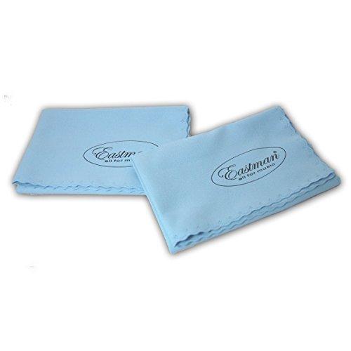 Panno Eastman® per la pulizia e la lucidatura di strumenti a fiato - Panno in microfibra