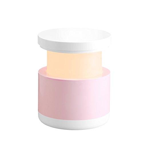 Yidarton Lampe De Chevet Sans Fil Usb Rechargeable Luminosité Réglable Portable Lampe De Bureau Nuit Pour Fille Enfant Ado Veilleuse Liseuse Lampe