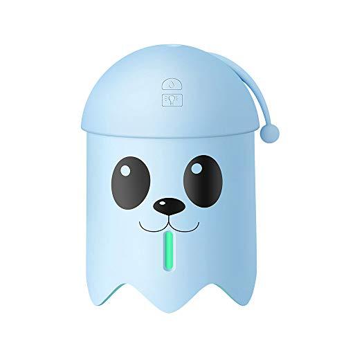 ZYG.GG Mini Casa Humidificador, Linda Mascota Forma 360ml Aire Humidificador, Aroma Difusor...
