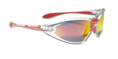 Swiss Eye Sportbrille Constance, Crystal Red, One Size, 12088