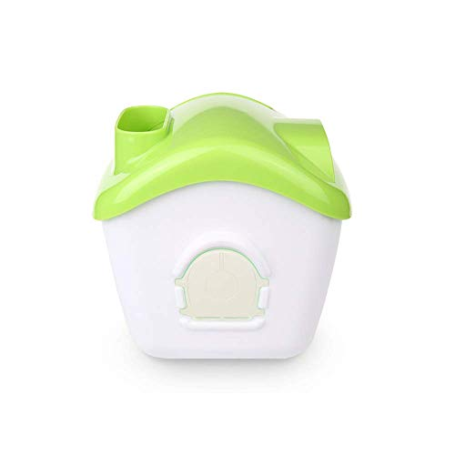 XINGZHE Toilettenpapierhalter - niedlicher, wasserdichter, schlagfreier Toilettenpapierhalter Tissue-Box (Farbe : Apple Green) Apple Serviette