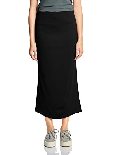 Street One Damen 360384 Pepica Rock, Schwarz, 42