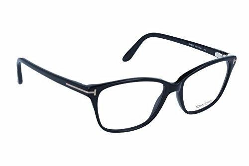 Preisvergleich Produktbild Tom Ford FT5293-Gläser in schwarz glänzend FT5293 001 54 54 Clear
