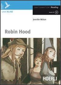 Robin Hood. Con CD Audio. Con espansione online