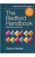 Bedford Handbook 7e cloth with 2009 MLA Update & Developmental Exercises 7th edition by Hacker, Diana (2009) Hardcover