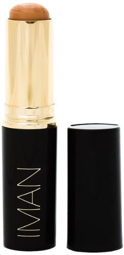Iman Cosmetics Second To None Stick Foundation, Clay 3 by Iman Cosmetics -