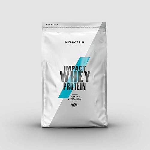 MyProtein Impact Whey Protein, Vanilla, 1er Pack 1 x 1000 g