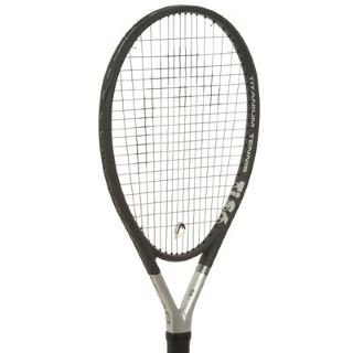 Head Titanium Ti S6 Tennisschläger mehrfarbig schwarz / grau L5