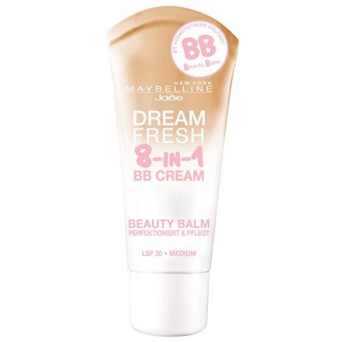 Maybelline New York Dream Fresh 8-in-1 BB Cream medium, 30 ml