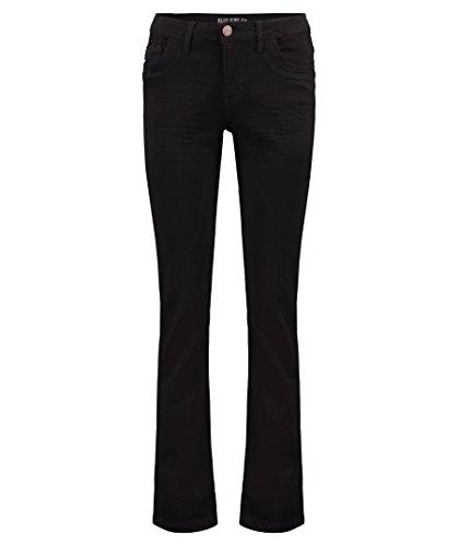 BlueFire Damen Jeans Nina Slim Fit schwarz (15) 26/30
