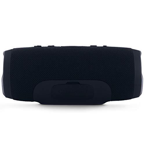 JBL Charge 3 Stealth Edition - Enceinte Bluetooth Portable avec USB Autonomie 20 Hrs - Noir