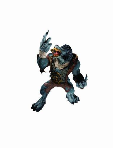 DC Direct - Figurine World of Warcraft S7 : Garm Whitefang - 0761941288932 1