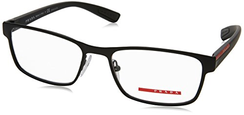 Prada SPORT Frame BLACK RUBBER WITH -